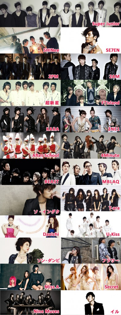 韓流ドリームコンサート 慶州